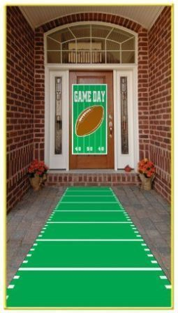 Game Day Decor