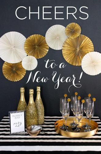 New Years Party Planning Tips