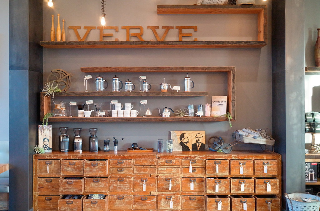 Design Hotspot: Verve Coffee Roasters